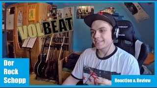IST das noch VOLBEAT? | Volbeat - Last Day Under The Sun | Reaction & Review