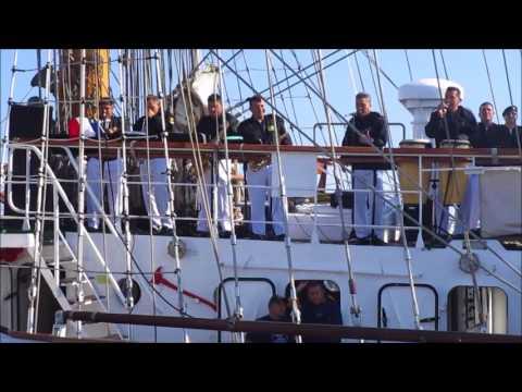 Départ des voiliers 9 juillet  2017 De Havre st Pierre