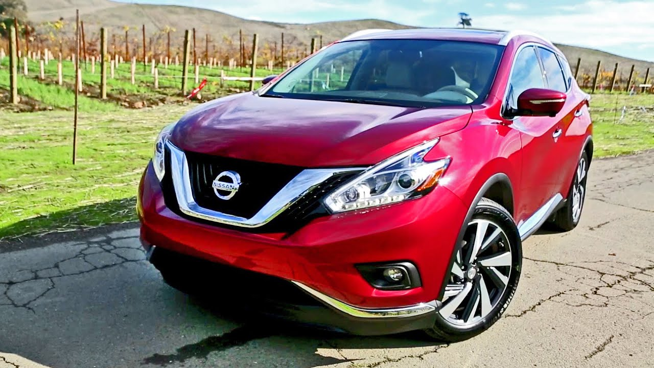 Perfect 2016 Nissan Murano  Interior And Exterior Walkaround