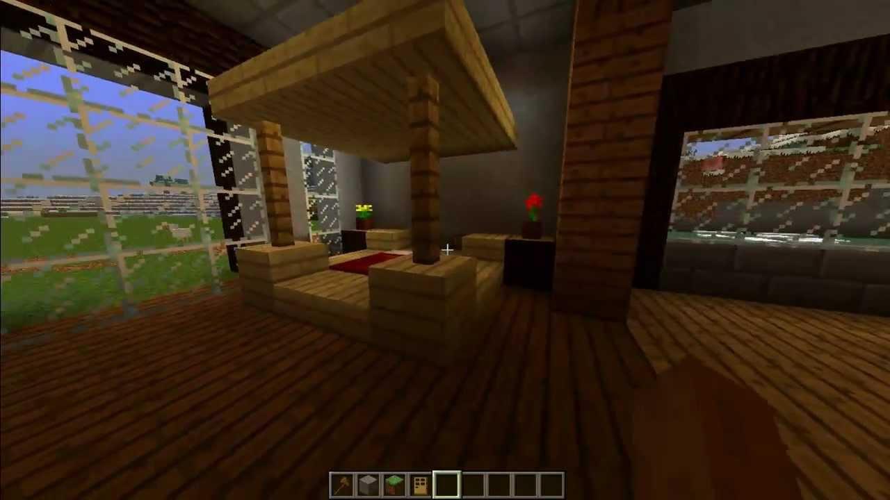 Minecraft Fajny Dom Hd