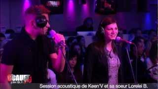 Session acoustique de Keen