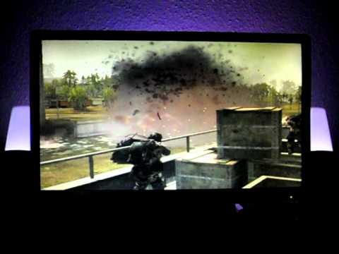 Battlefield 2 Intro AmBX
