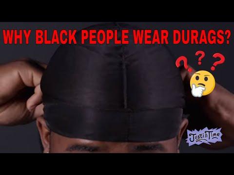 360 Waves: Why Black People Wear Durags?