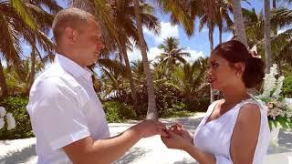 Dilnara & Nikolay / Свадьба в Доминикане