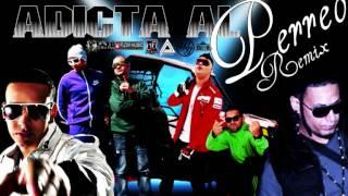 Jowell y Randy Ft. Lui-G, Polakan, Daddy Yankee, Farruko - Adicta Al Perreo Remix