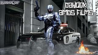 Robocop vs Terminator Фильм AMDS (Робокоп против Терминатора) Полный Фильм