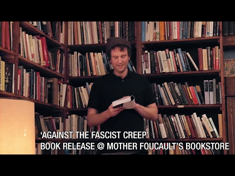 'Against the Fascist Creep' Book Release @ Mother Foucault's Bookstore, Portland [February, 9, 2017]