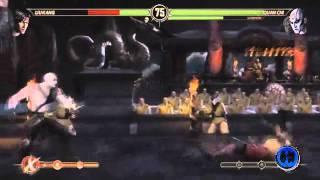 Modo história do Mortal Kombat 9 com legendas em português (9)