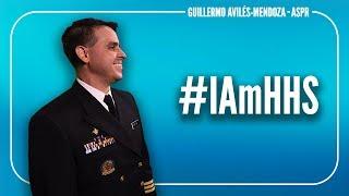I Am HHS: Guillermo Avilés-Mendoza (ASPR)
