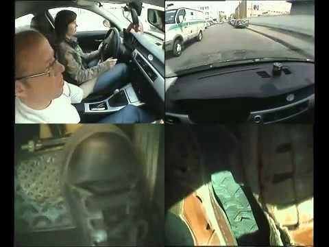 многоканальный видеорегистратор автомобильный