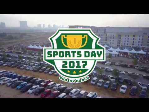 Brainy Bunch International Islamic School Sports Day 2017 at Cyberjaya