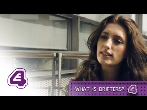 Drifters Exclusive   with Jessica Knappett who plays Meg  E4