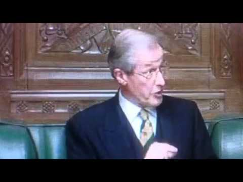 Uk parliament, sir Alan haselhurst, you are behaving disgra