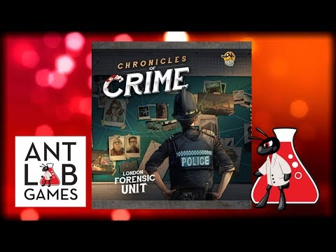 Chronicles of Crime KS Playthrough Preview