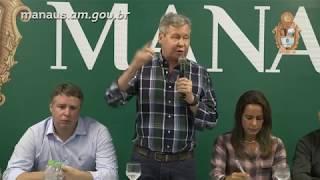 Prefeito garante construção de mais 1,6 mil moradias populares em Manaus thumbnail