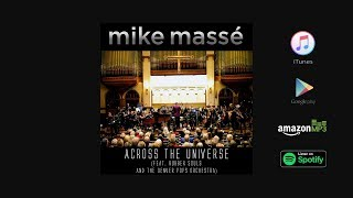 across the universe  beatles cover    mike masse feat  rubber souls   denver pops orchestra