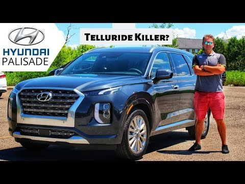 2020 Hyundai Palisade | Kia Telluride Killer? All You Need To Know About The New Palisade