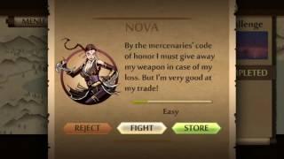 Shadow fight 2 Shadow vs Nova ( full soundtrack )
