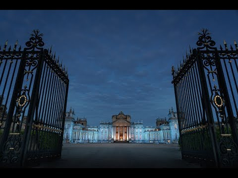 Fairytale Wedding at Blenheim Palace