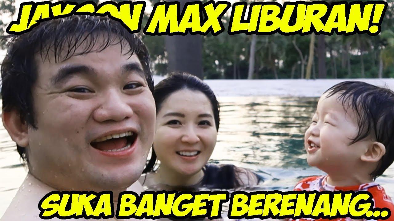 DONKEY FAMILY LIBURAN KE VILA DI ANYER! - Donkey's Vlog