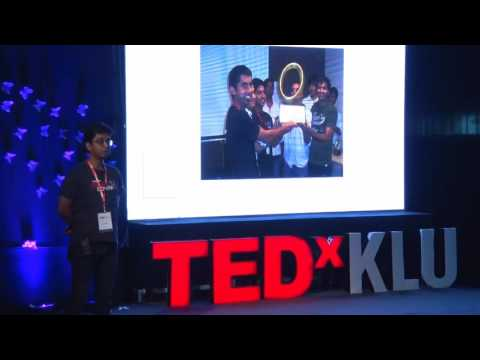 My life is a Coding Coaster | Anup Kalbalia | TEDxKLU