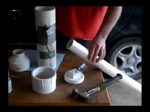 How To Build Potato Gun