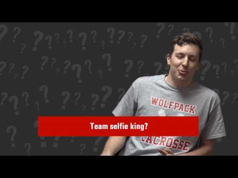 Ask an Athlete - Clayton Blackwelder