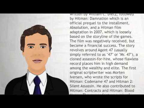Hitman video game series - Wiki Videos