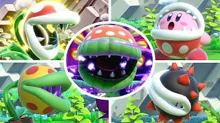 Piranha Plant EVERYTHING (Victory, Final Smash, Animations, Kirby Hat, Items) in Smash Bros Ultimate