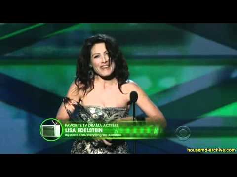 Peoples Choice Awards - TV Drama Actress: Lisa Edelstein