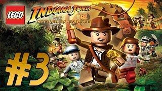 LEGO: Indiana Jones (Original Adventures) City of Danger - Part 3 Walkthrough