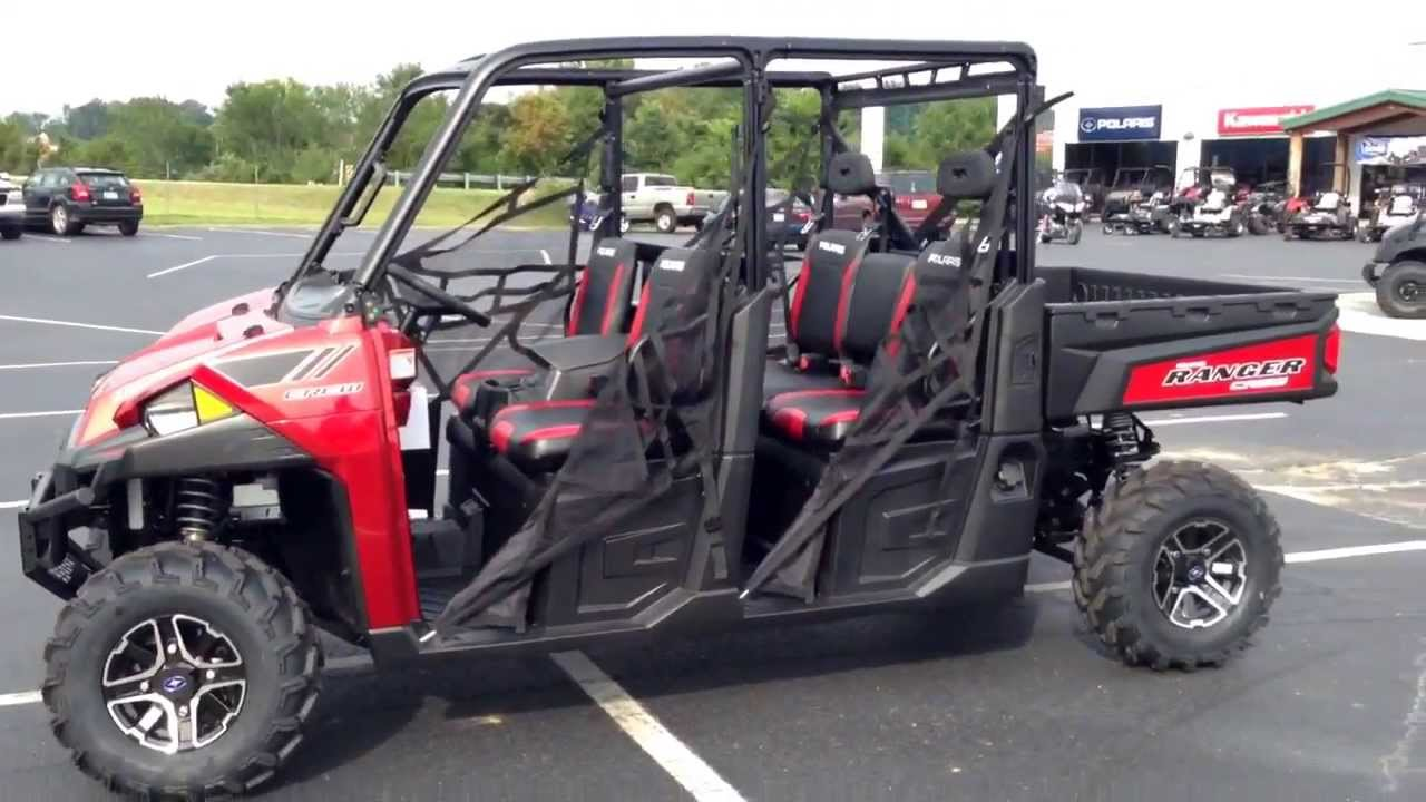 hight resolution of polari ranger 4 seater