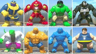 LEGO Marvel Super Heroes - All Big Fig Characters