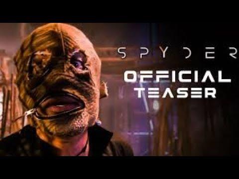 SPYDER Tamil Trailer Mahesh Babu A R...