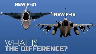 Revealed: F-21 Just a Newer F-16, Or Is Something More Waiting in the Wings