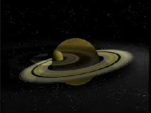 शनि ग्रह का रहस्य   The Enigmatic Saturn