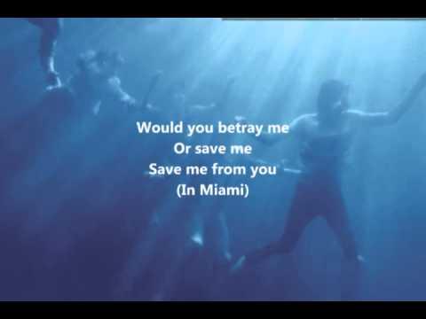 Foals Miami Lyrics