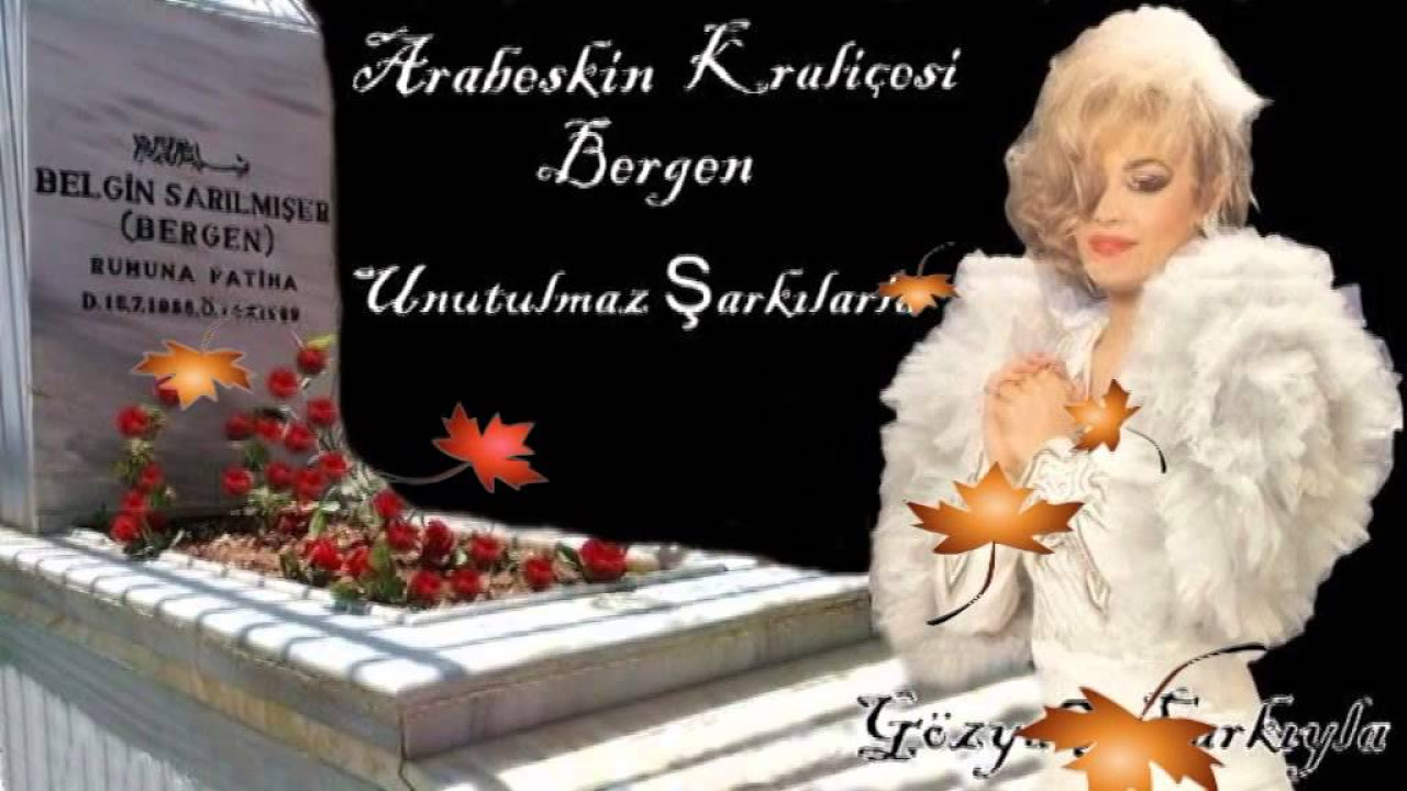 Bergen - Onuda Yak Tanrım (Long Play) Arabesk Super Stereo 1987
