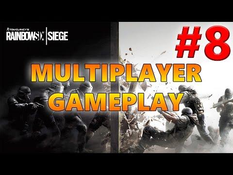 Rainbow Six/Siege (PC) - Multiplayer #8 TDM/BOMB/ROOK/ASH