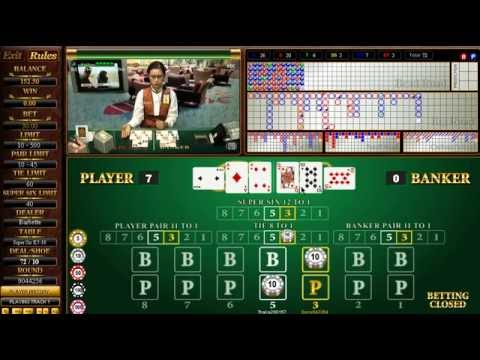 How to win at baccarat youtube olybet casino tallinn