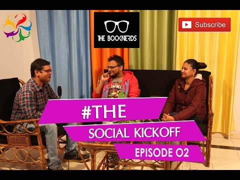 #thesocialkickoff | Episode 02 | dBookNerds | Orbosys Cooperation