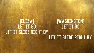 Let it go (Hamilton Off-Broadway song) lyric video