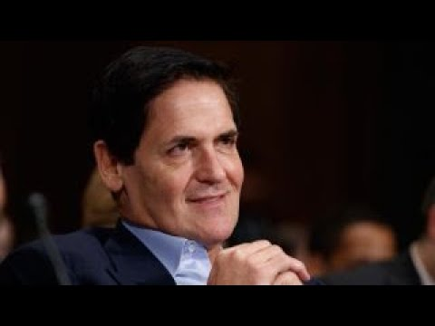 Mark Cuban: Dow plunge doesn't make me nervous