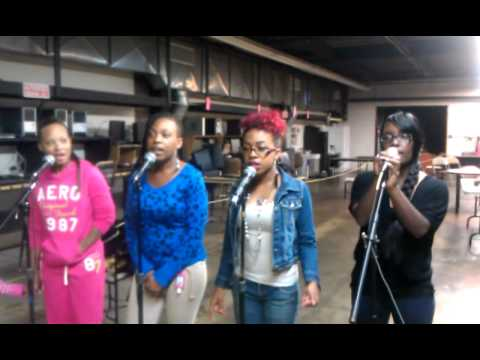 DA DOLLHOUZE Rehearsal For THE APOLLO