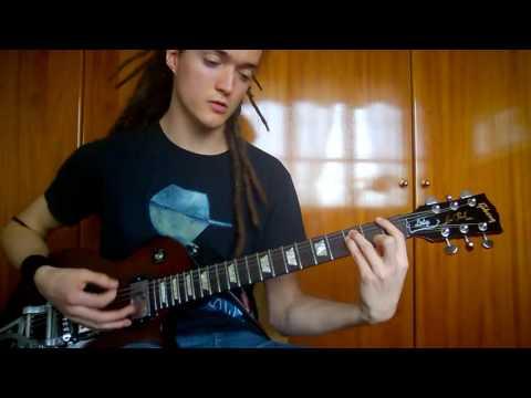 Bush - Glycerine (vocal and guitar cover)