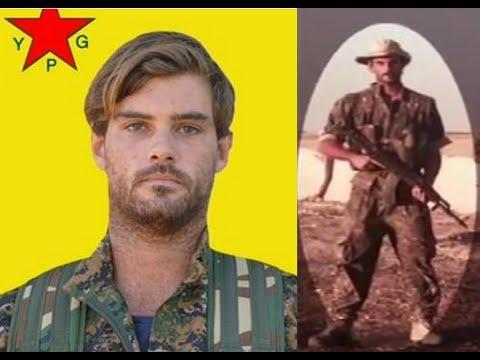 Heavy  street fighting between YPG Australian Reece Harding &  ISIS :( before he died