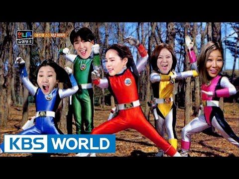 Sister's Slam Dunk | 언니들의 슬램덩크 – Ep.24 [ENG/2016.12.16]