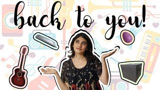 BACK TO YOU | COVER BY VRUSHALI DESHMUKH