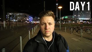 BERLIN, GERMANY WITH NO MONEY - DAY 1 Video
