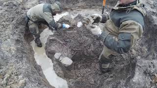 видео: Подъем солдат в урочище Черный Ручей\ The rise of the soldiers in the tract Black Creek